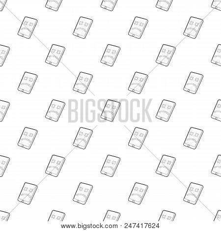 Gadget Broken Icon. Outline Illustration Of Gadget Broken Vector Icon For Web Design