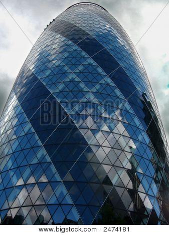 London Swiss Re Building The Gherkin