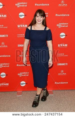 PARK CITY, UT-JAN 22: Director of Photography Ashley Connor attends 'The Miseducation of Cameron Post' premiere at 2018 Sundance Film Festival at Eccles Theater on January 22, 2018 in Park City, Utah.