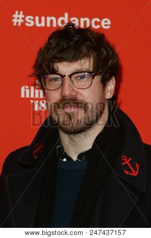 PARK CITY, UT - JAN 22: Actor John Gallagher Jr. attends 'The Miseducation Of Cameron Post'  premiere during the 2018 Sundance Film Festival at Eccles Theater on January 22, 2018 in Park City, Utah.