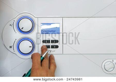 Plumber Thermostat