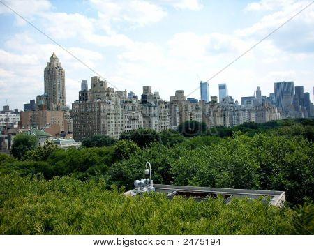 über den Central park