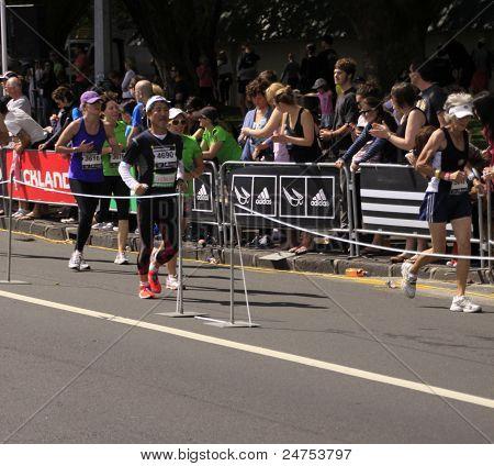 Marathon Run Race