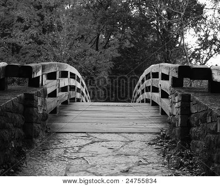 B&W Bridge