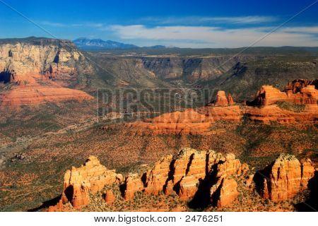 Sedona And The Canyon