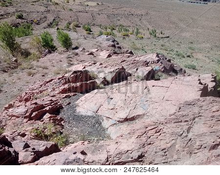 Geology Mountains Stones And Rock Formation Morocco Atlas Geology Mountains, Stones And Rock, Format