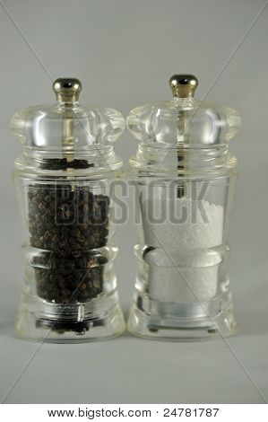Pepper And Salt Mill