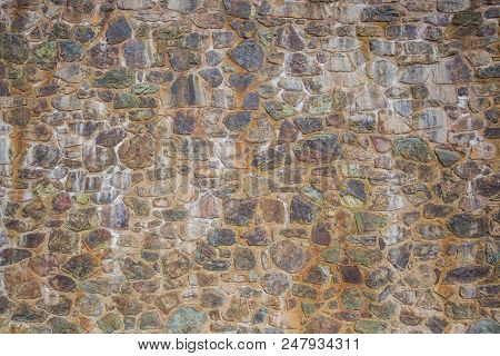 Colorful Material Background Texture Or Pattern Stock Photo