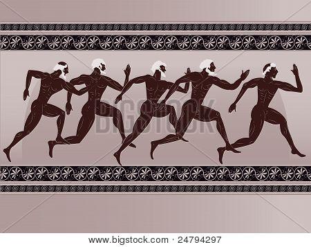 Ancient Greek Figure