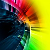 Vibrant abstract background for various design artworks cards poster