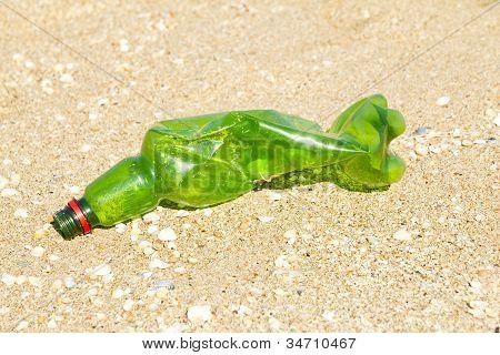 Trash On The Beach
