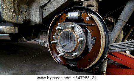 Auto Repair Shop, Machine Part, Metal, Propeller, Steel