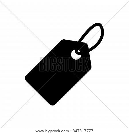 Price Tag Icon Isolated On White Background. Price Tag Icon In Trendy Design Style. Price Tag Vector