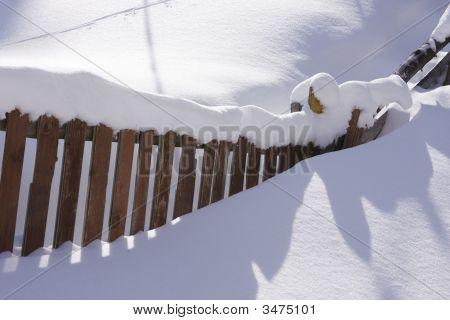 Snowy Winter Landscape On Jahorina Mountain Near Sarajevo, Republika Srpska, Bosnia