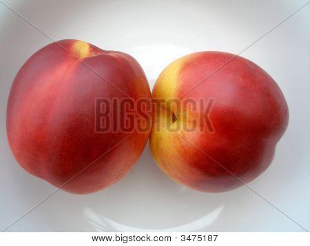 Juicy Nectarines