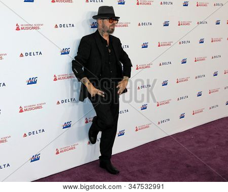 LOS ANGELES - JAN 24:  Dave Stewart at the 2020 Muiscares at the Los Angeles Convention Center on January 24, 2020 in Los Angeles, CA