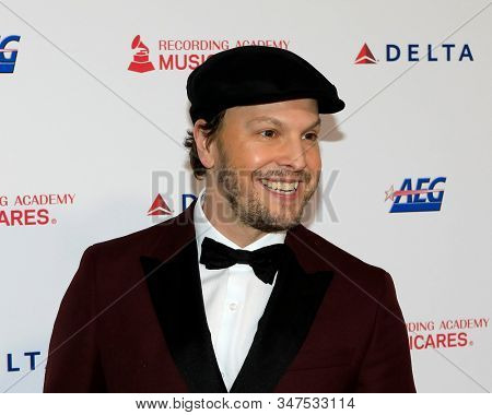 LOS ANGELES - JAN 24:  Gavin DeGraw at the 2020 Muiscares at the Los Angeles Convention Center on January 24, 2020 in Los Angeles, CA
