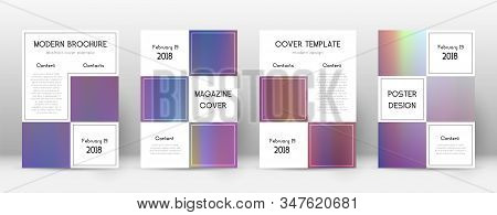 Flyer Layout. Business Valuable Template For Brochure, Annual Report, Magazine, Poster, Corporate Pr