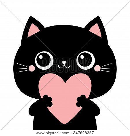 Black Cat Kitten Vector Photo Free Trial Bigstock
