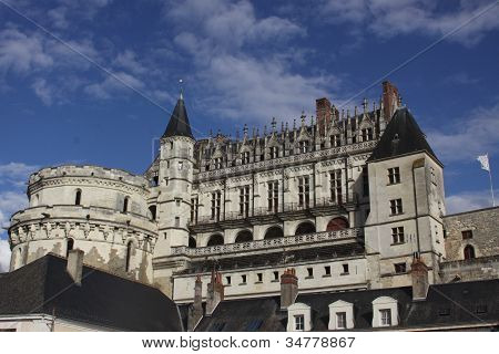 Château at Amboise