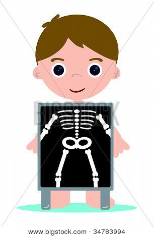 Xray Cartoons and Comics  funny pictures from CartoonStock