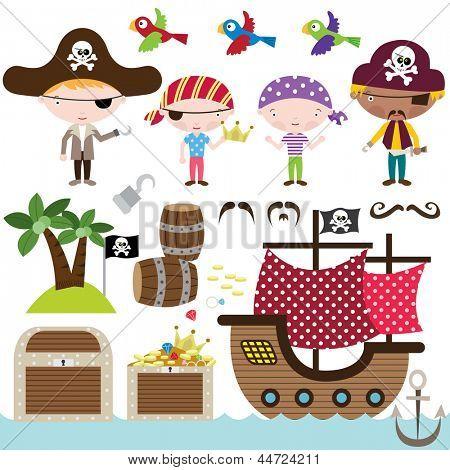 Pirate Elements