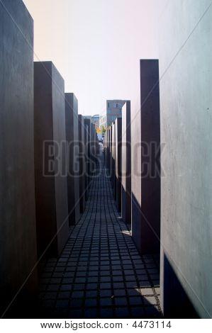 Holocaust Memorial Eary Light