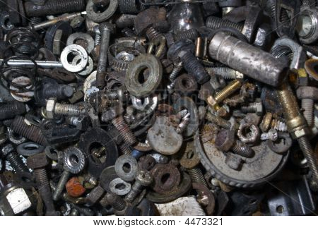 Junk Hardware Background