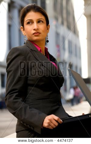 Corporate Indian Woman