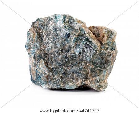 Fluorite mineral rock poster