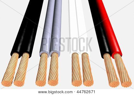 Photo of Flexible cables 3D