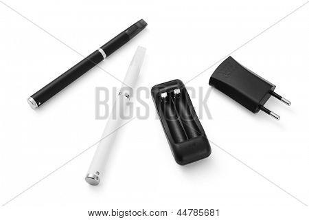 Electronic cigarette (e-cigarette)