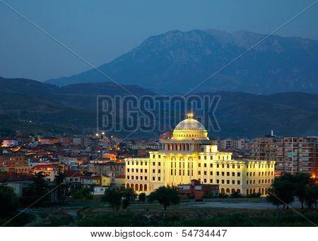 Berat, Albania poster