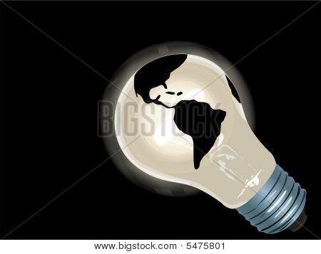 Light earth