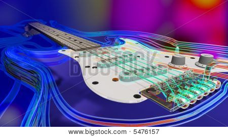 Electric Guitar012