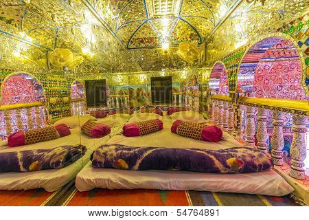 Rooms Inside The Heritage Mandawa Hotel