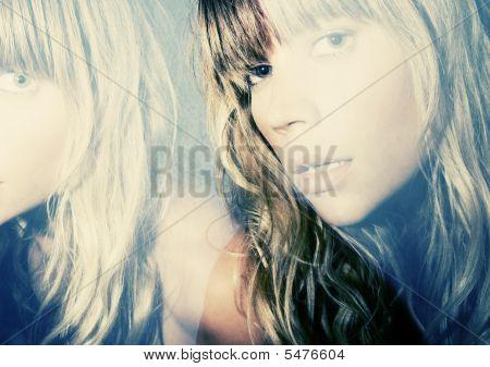 Split Girl
