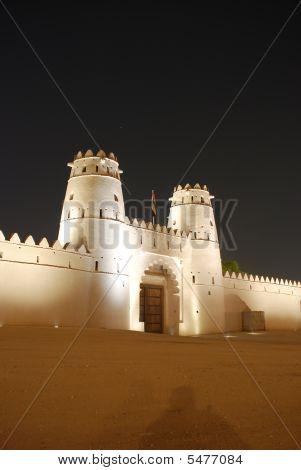 Castle in the United Arab Emirates