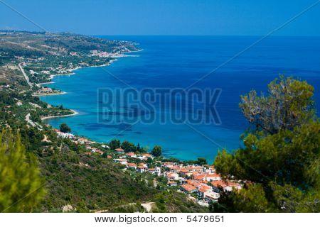 Greece, Kassandra, Chalkidiki.