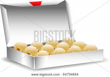 Box donut holes