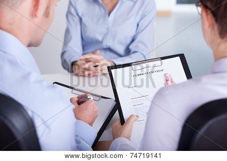Employers Checking Curriculum Vitae