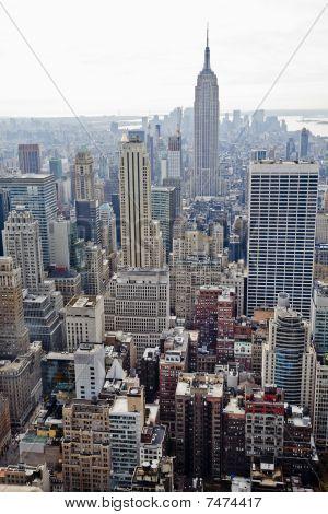 Manhattan Buildings.