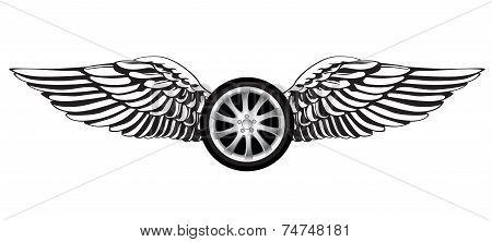 Racing symbol