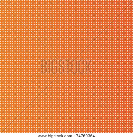 Rhombus pattern background. Abstract wallpaper with rhombus. Orange background. Vector poster