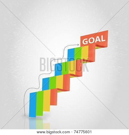 Business goal poster