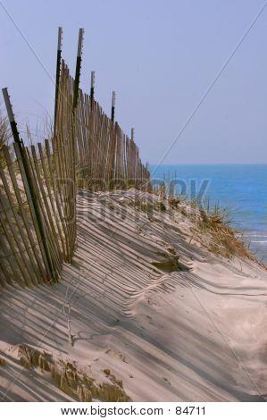 Beach Fence