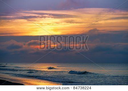 Emerald Isle Morning