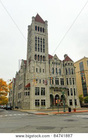 Syracuse New York City Hall