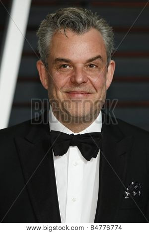 LOS ANGELES - FEB 22:  Danny Huston at the Vanity Fair Oscar Party 2015 at the Wallis Annenberg Center for the Performing Arts on February 22, 2015 in Beverly Hills, CA