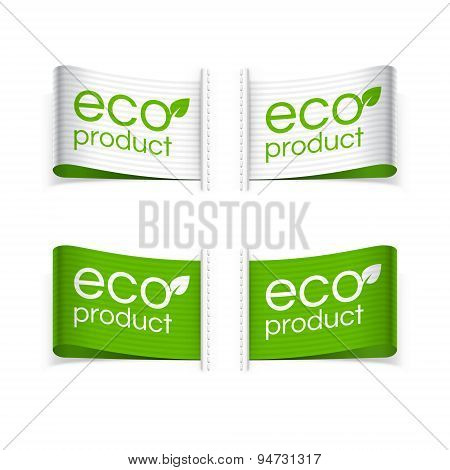 Eco And Eco Product Labels
